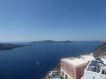 Santorini Caldara Right
