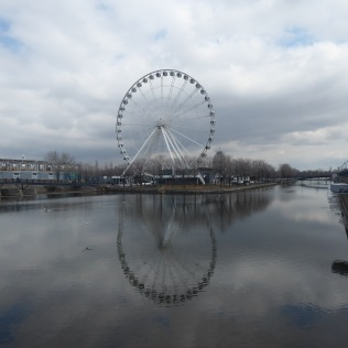 Ferris Wheel on the River