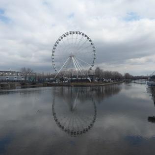Ferris Wheel on the River