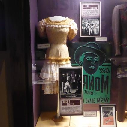 Minnie Pearl's Display