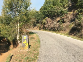 One of the Not So Steep Sections