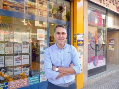 Oscar at Mundi Camino