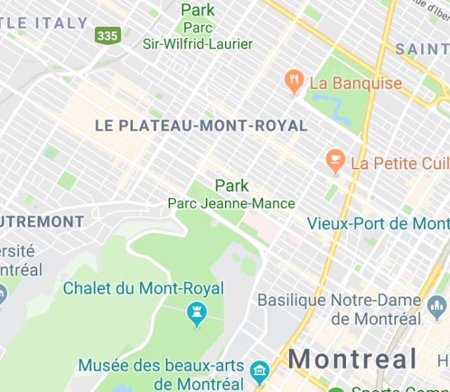 Plateau Mont Royal