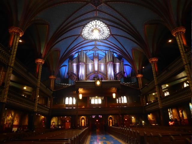 The Casavant Organ