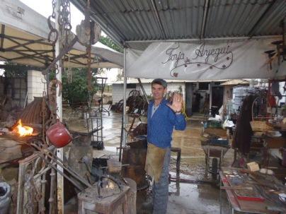 The Friendly Blacksmith