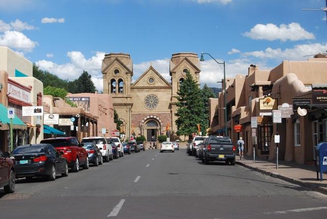 Basilica of Santa Fe