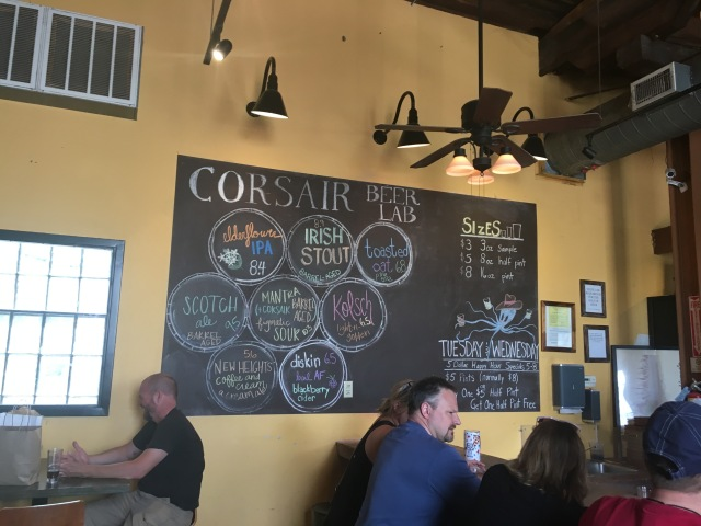 Corsair Brew House
