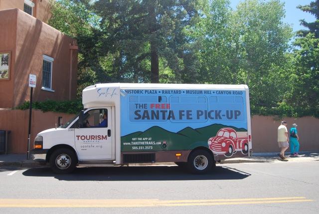 Santa Fe Shuttle