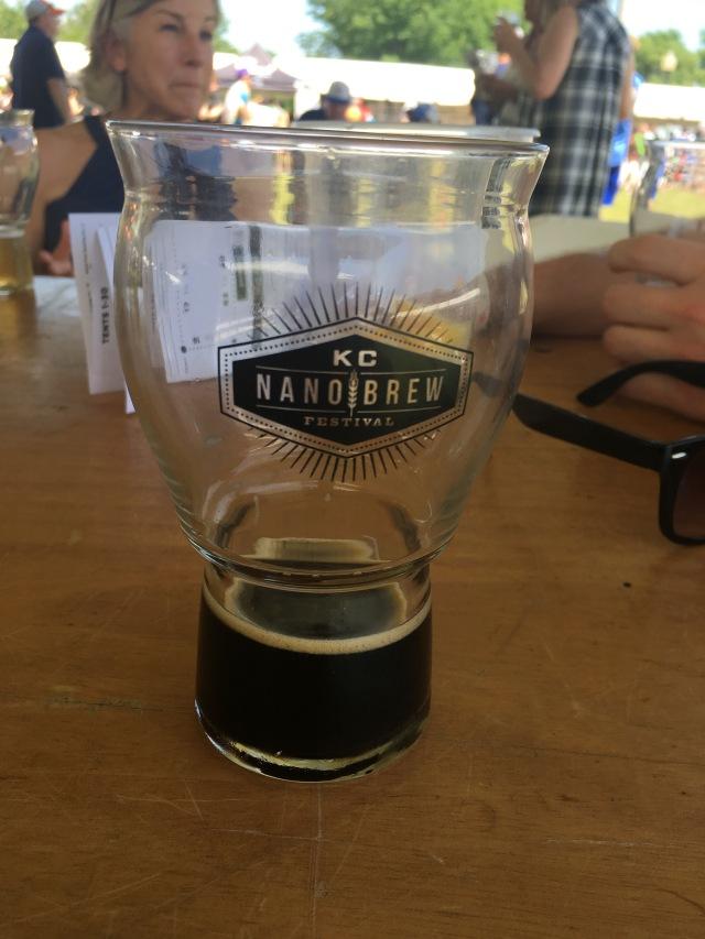 The Half Empty Glass