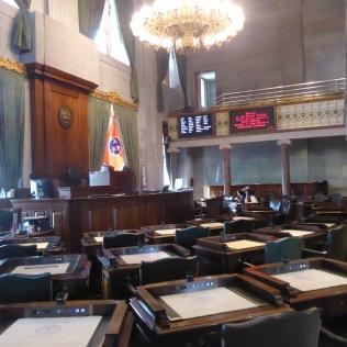 The Senate Chambers