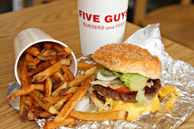 5 Guys and Fries