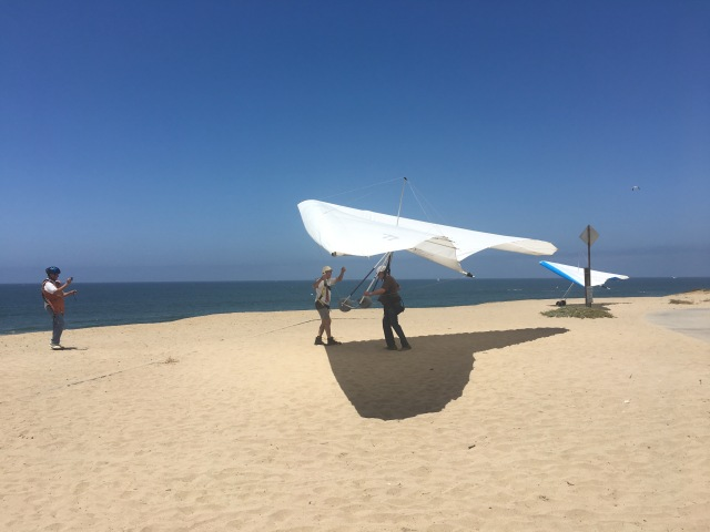 Hang Glider Prep