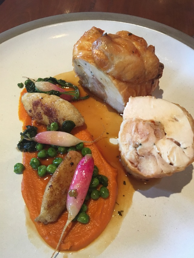 Petaluma Chicken Roulade