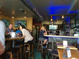 The Tavern's Interior