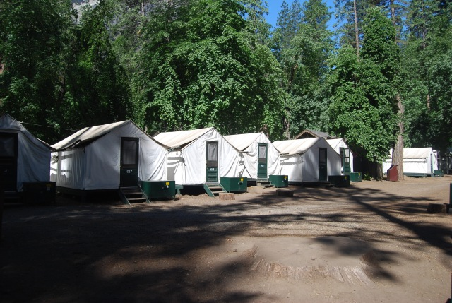 The Tent Cabins