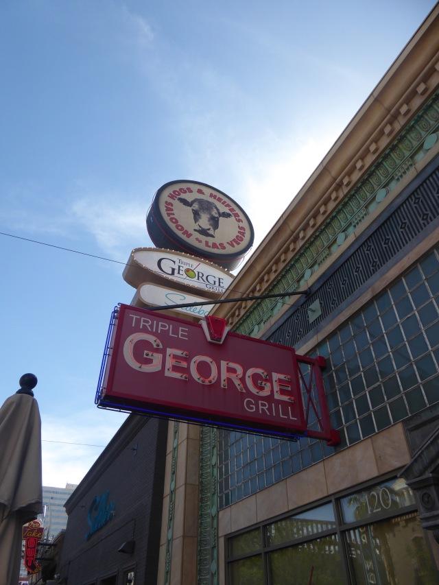 The Triple George