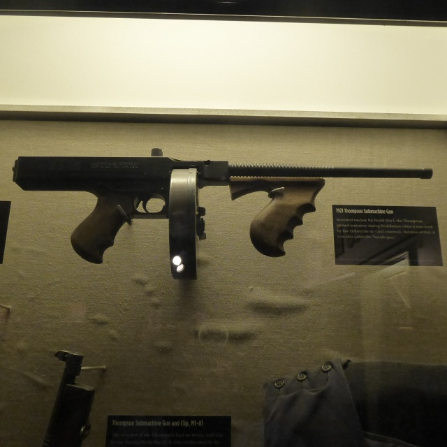 Thompson Sub-Macine Gun