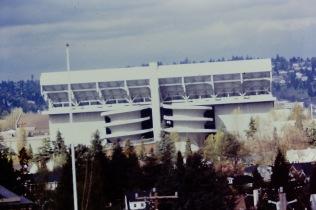 Husky Stadium 1979