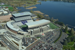 Husky Stadium Current