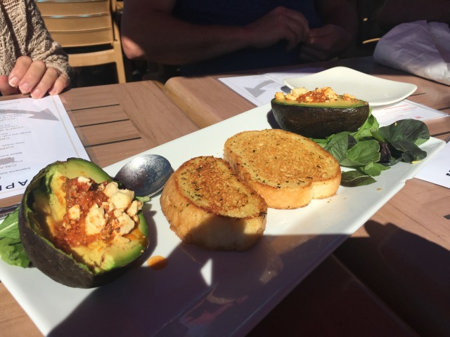 That Avocado Appetizer