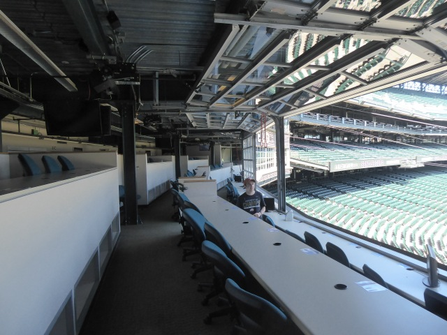 The Press Box