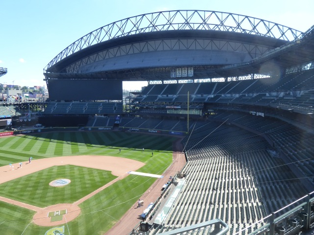 The Right Field Roof