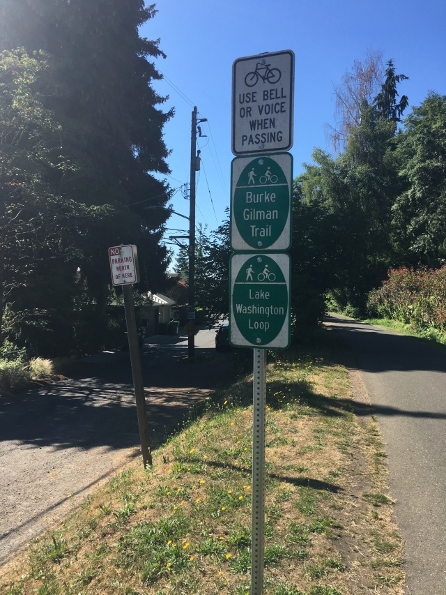 Burke Gilman Trail