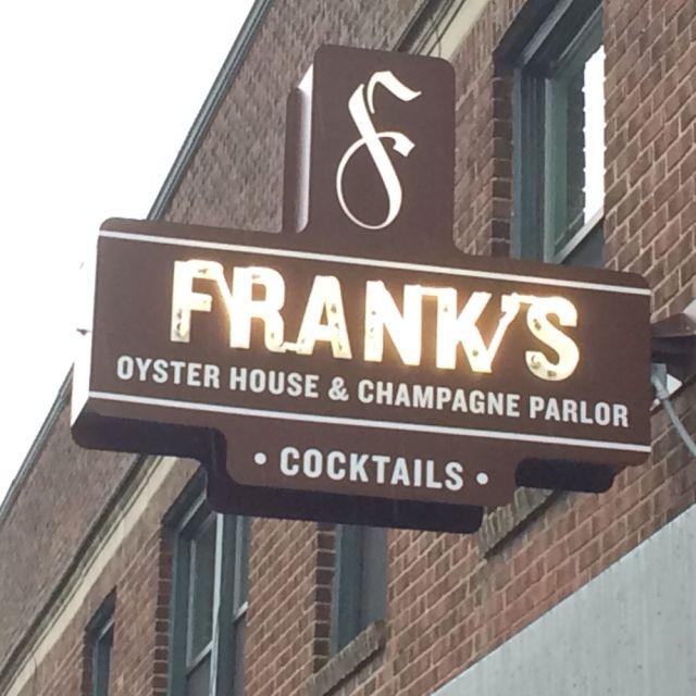 Franks Outside