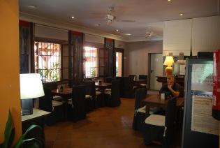 Indoor Lounge in Sevilla