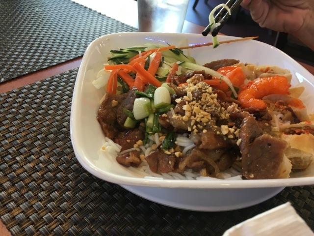 Joanna's Rice Combo