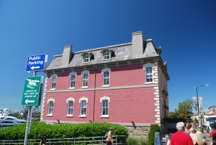 Old Victoria's Customs House
