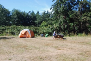 Our Site at West Beach