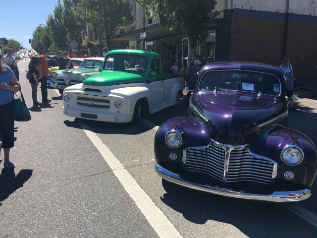 Port Angeles Car Show