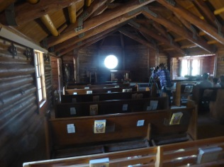 Chapel of Sacred Heart Interior