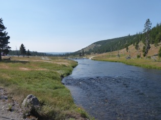 Firehole River Looking South