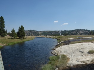 Firehole River Looking North