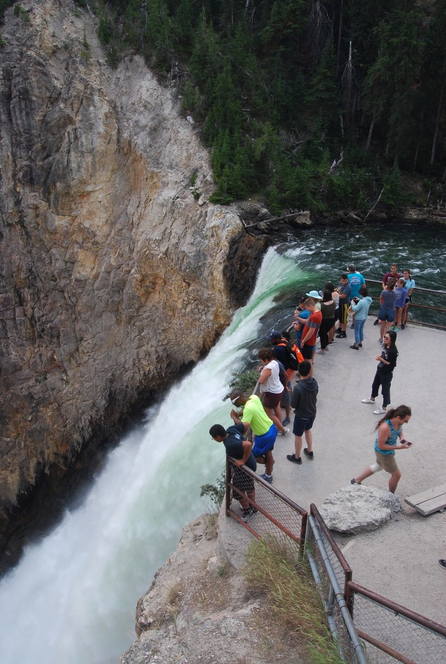 Lower Falls Overlook