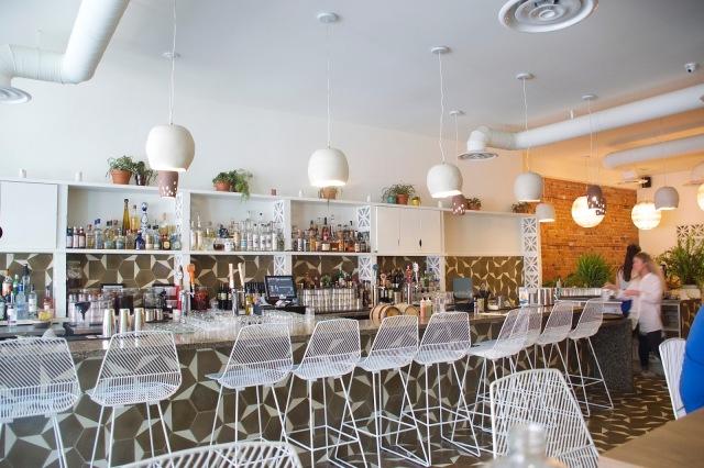 The Bar at Tacofino