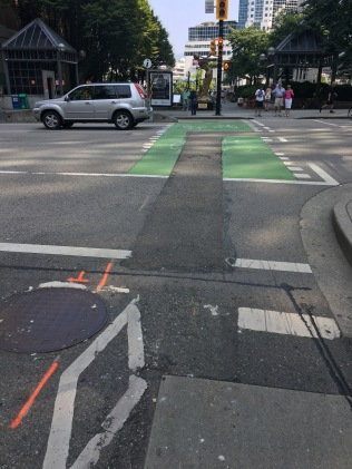 Vancouver Bike Lanes