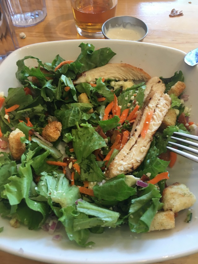 Brewers Salad with Chicken
