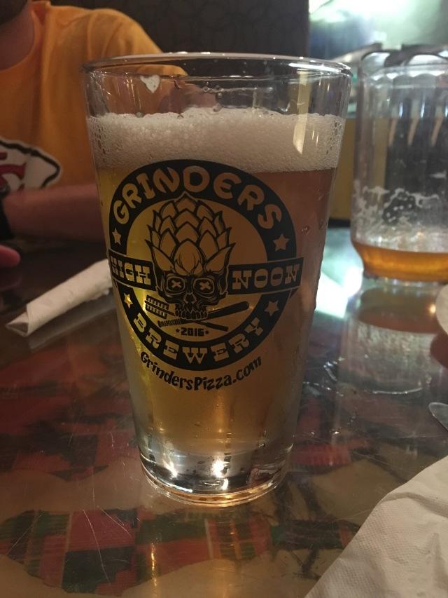 Grinders Brewery