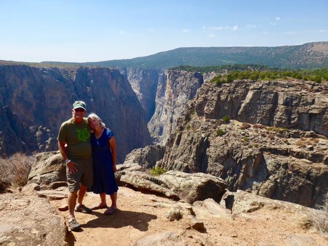 J and J at Black Canyon