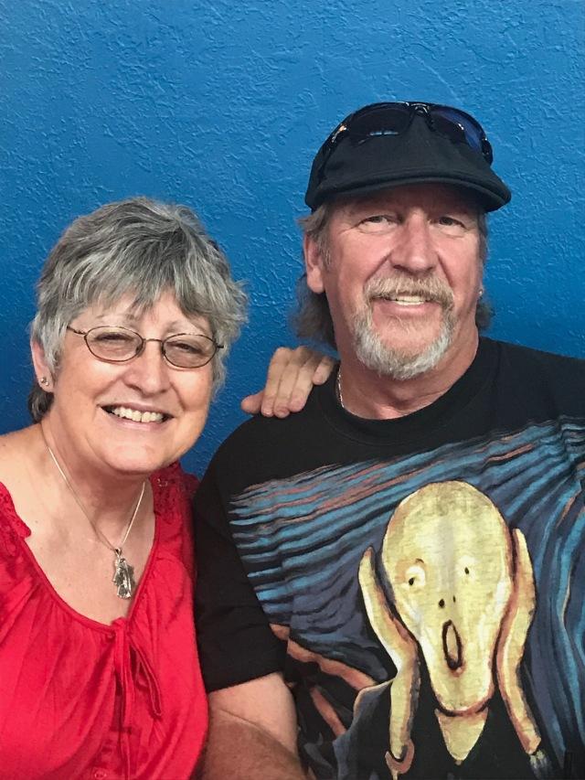 Sharon and Doug
