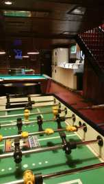 Pool Tables and Washing Machines