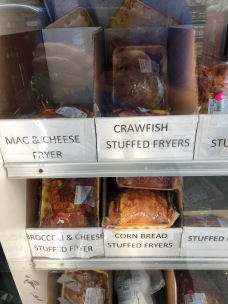 Any Kind of Stuffed Fryer You Can Imagine