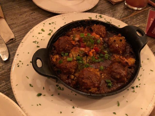 Tamale Meatballs