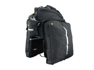 Trunkbag with Panniers Extended