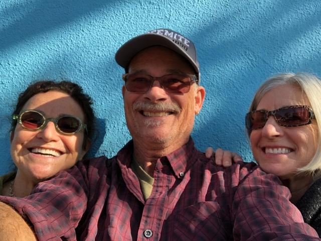 Heather, Jerry and Joanna