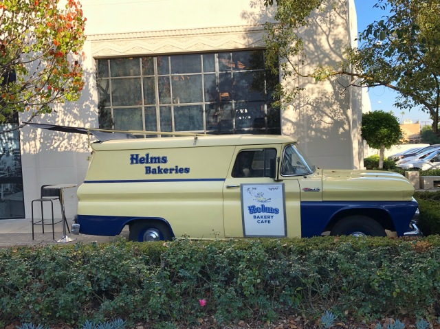 Helms Bakery Truck