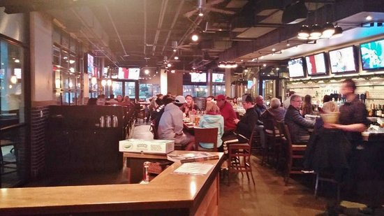 The Bar at Rock Bottom